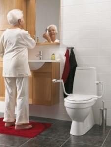 ayudas para wc