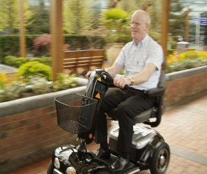 scooter electrico diamond
