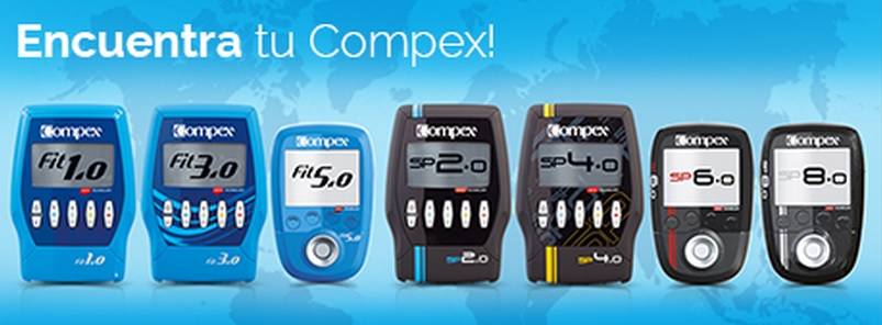 Nueva gama Compex