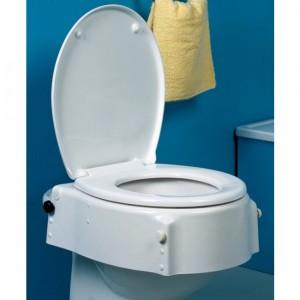 Elevador de WC para Dama de Roca modelo regulable en altura