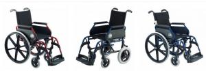 Hay que valorar las opciones existentes antes de elegir una silla de ruedas