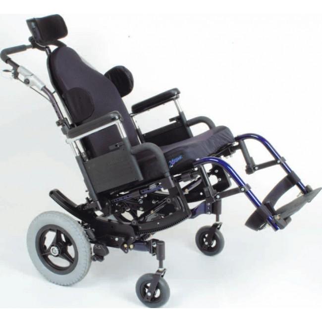 Silla de ruedas de posicionamiento basculante quickie iris - Silla de posicionamiento ...