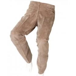 Pantalón adaptado de pana...