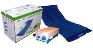 Colchones antiescaras de aire dinámicos para prevención de escaras