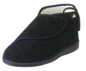 Zapatillas especiales para pies delicados