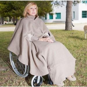 ¿Quién dijo frio? Accesorios de sillas de ruedas para el invierno