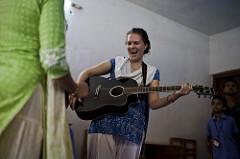 Musicoterapia. La magia de la música para discapacitados y personas mayores
