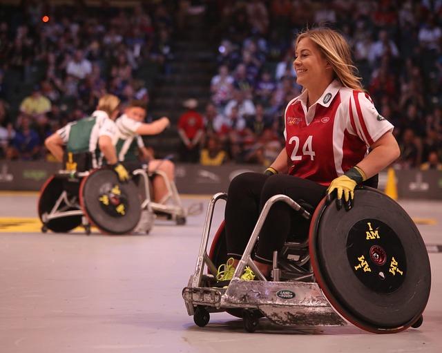 Adelgazar en silla de ruedas es posible con un poco de dieta y deporte