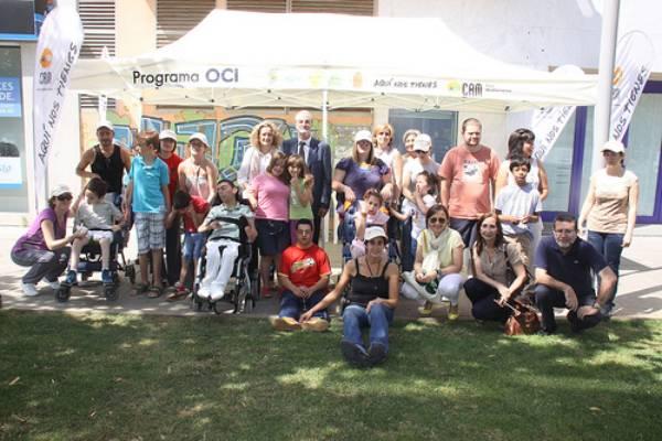 El asociacionismo proporciona múltiples beneficios a las personas con discapacidad y a sus familiares