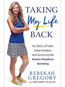 Rebekah Gregory y su historia de superación
