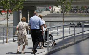 Ley de accesibilidad universal para las personas con discapacidad