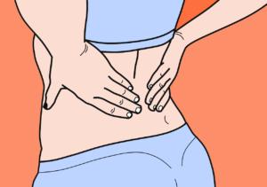La espondilitis anquilosante cursa con inflamación y dolor en la zona iliaco-sacra