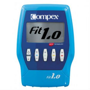 Electroestimulador Compex Fitness 1.0