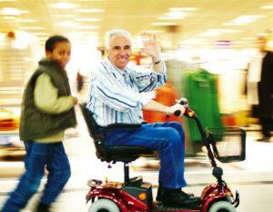 Los 10 mejores scooters para personas con discapacidad
