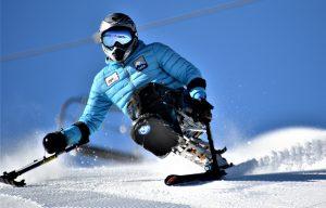 Esquí para personas con discapacidad física