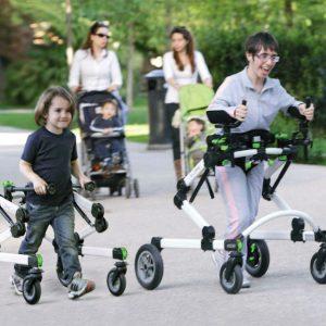 Andadores infantiles