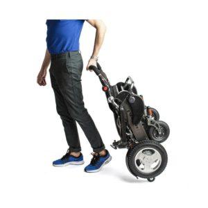 Sillas de ruedas eléctricas plegables
