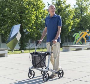 Andadores Rollator Gemino de Sunrise Medical
