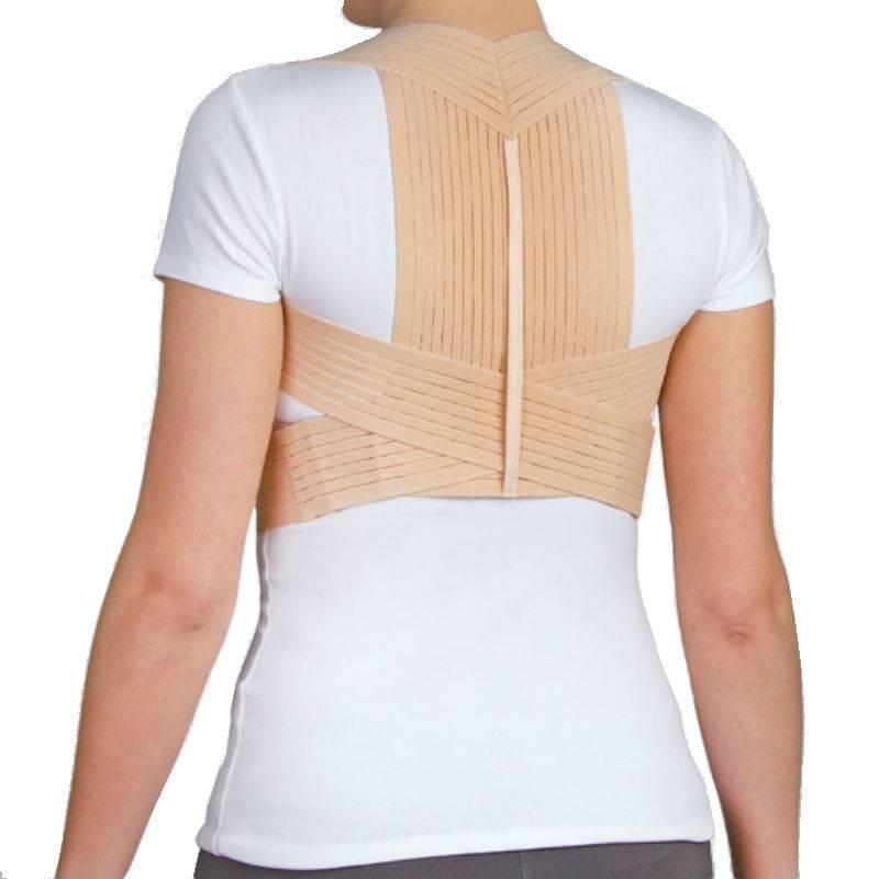 Inmovilizadores de clavícula y banda costal