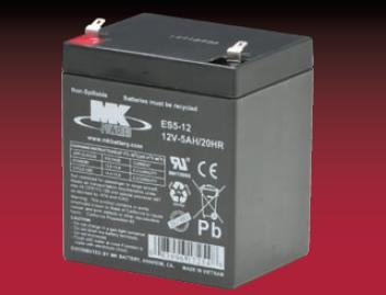 Baterías para grúas