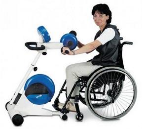 Motomed - cinesiterapia, terapia de movimiento