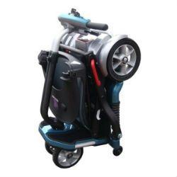 Scooters plegables con batería de litio
