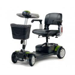 Scooters eléctricos portátiles y desmontables