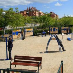 Parques para mayores - Serie 2