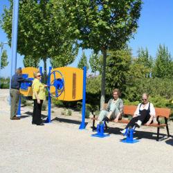 Parques para mayores - Serie 3