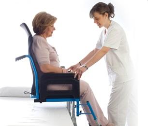 Gruas especiales - Gruas silla