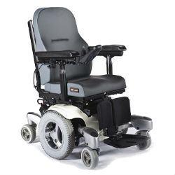 Sillas de ruedas eléctricas para exterior e interior