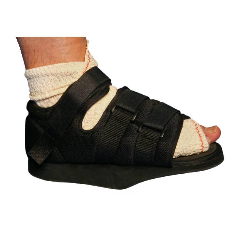 Zapatillas para escayola y cubre escayolas