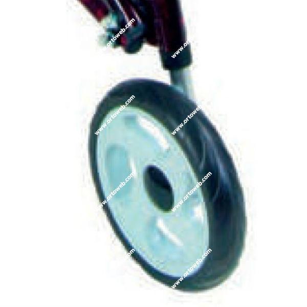 Par de ruedas para exteriores 23cm diámetro (Talla S)