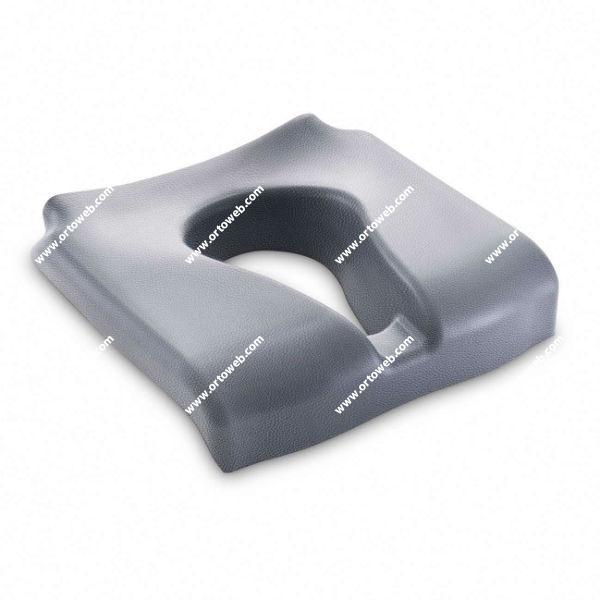 Cojín de asiento extra suave con diseño ergonómico
