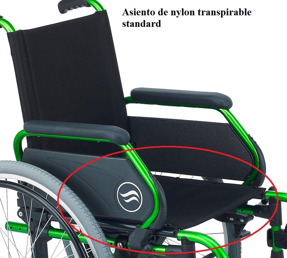 Asiento standard de nylon