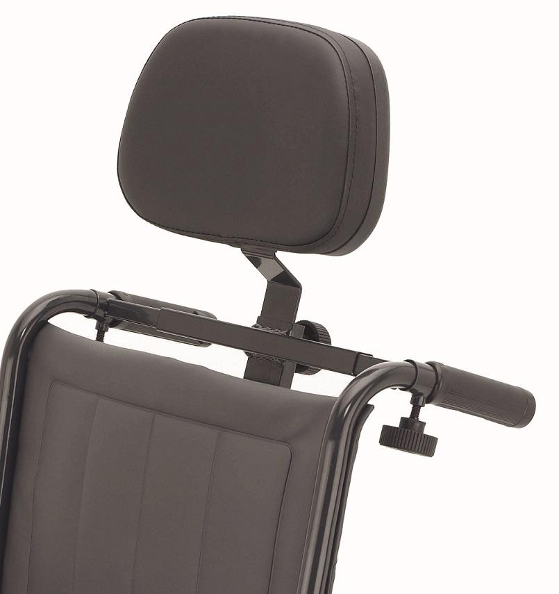 Silla de ruedas breezy 250r reclinable no autopropulsable ortoweb - Reposacabezas silla de ruedas ...