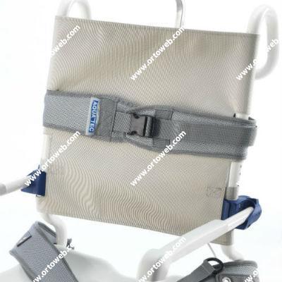 Cinturón pectoral Aquatec Ocean Ergo