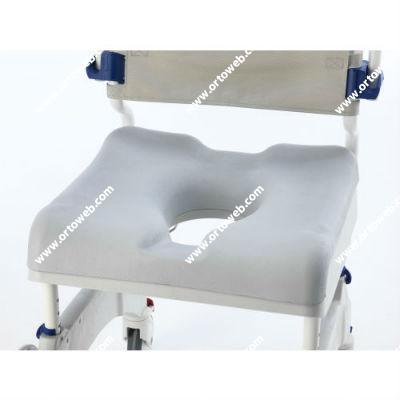 Cojín de asiento confort con diseño ergonómico pequeño Aquatec Ocean Ergo