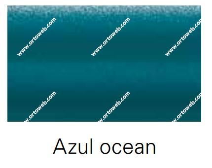 Azul ocean (RAL 502L metal mate)