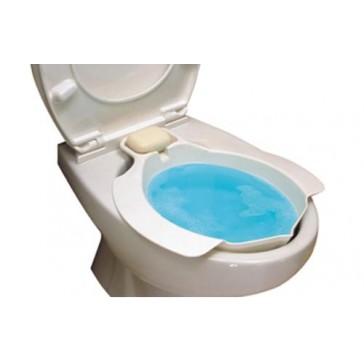 Bidet para wc de pl stico acoplable universal ortoweb for Bidet para wc