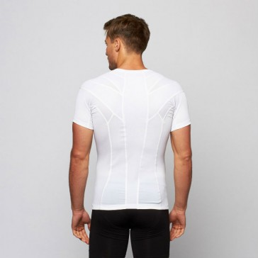 Camiseta postural Posture Shirt Core blanco hombre