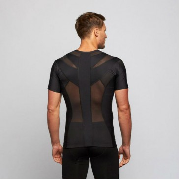 Camiseta postural Posture Shirt Core negro hombre