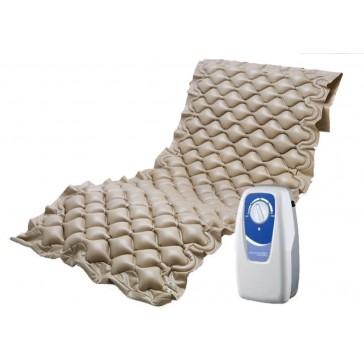 Colchón de aire antiescaras con compresor económico
