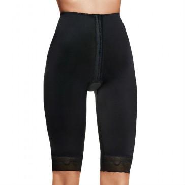 Faja VOE post liposucción por encima de rodillas hasta cintura con corchetes