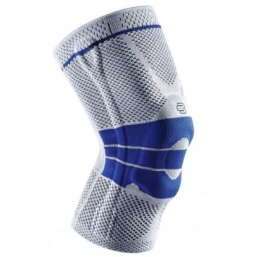 Rodillera Genutrain - sujeción rótula en silicona y refuerzo lateral