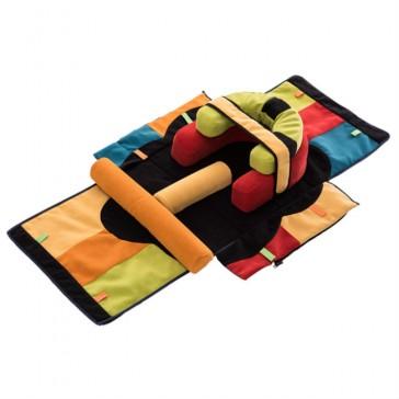 Kit de actividades y terapia portátil Playpack