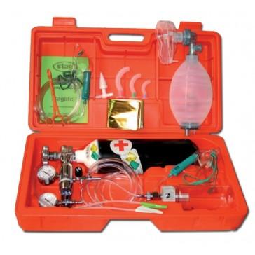 Maleta de emergencias con aspirador Venturi 420