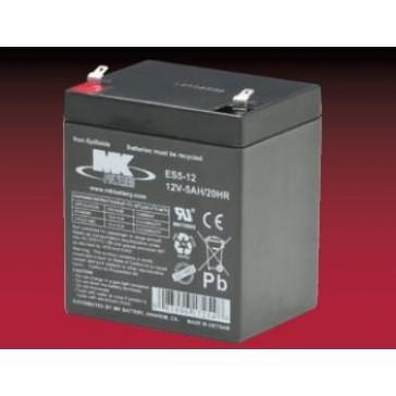 Baterías AGM 12V 5Ah (par) - MK Powered ES5-12