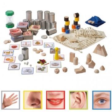 Conjunto estimulación sensorial
