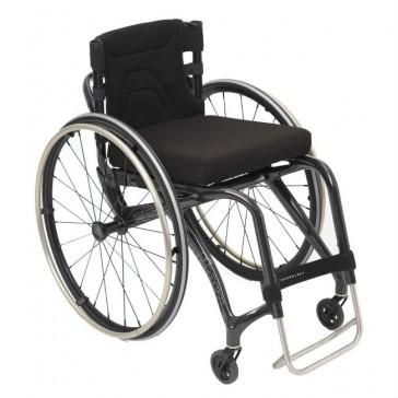 Panthera X - Silla de ruedas de chasis rígido de fibra de carbono